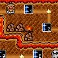 Марио в огненном замке