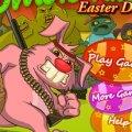 Пасхальный кролик против зомби